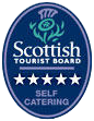 Scottish Tourist Board - 5 Star rating